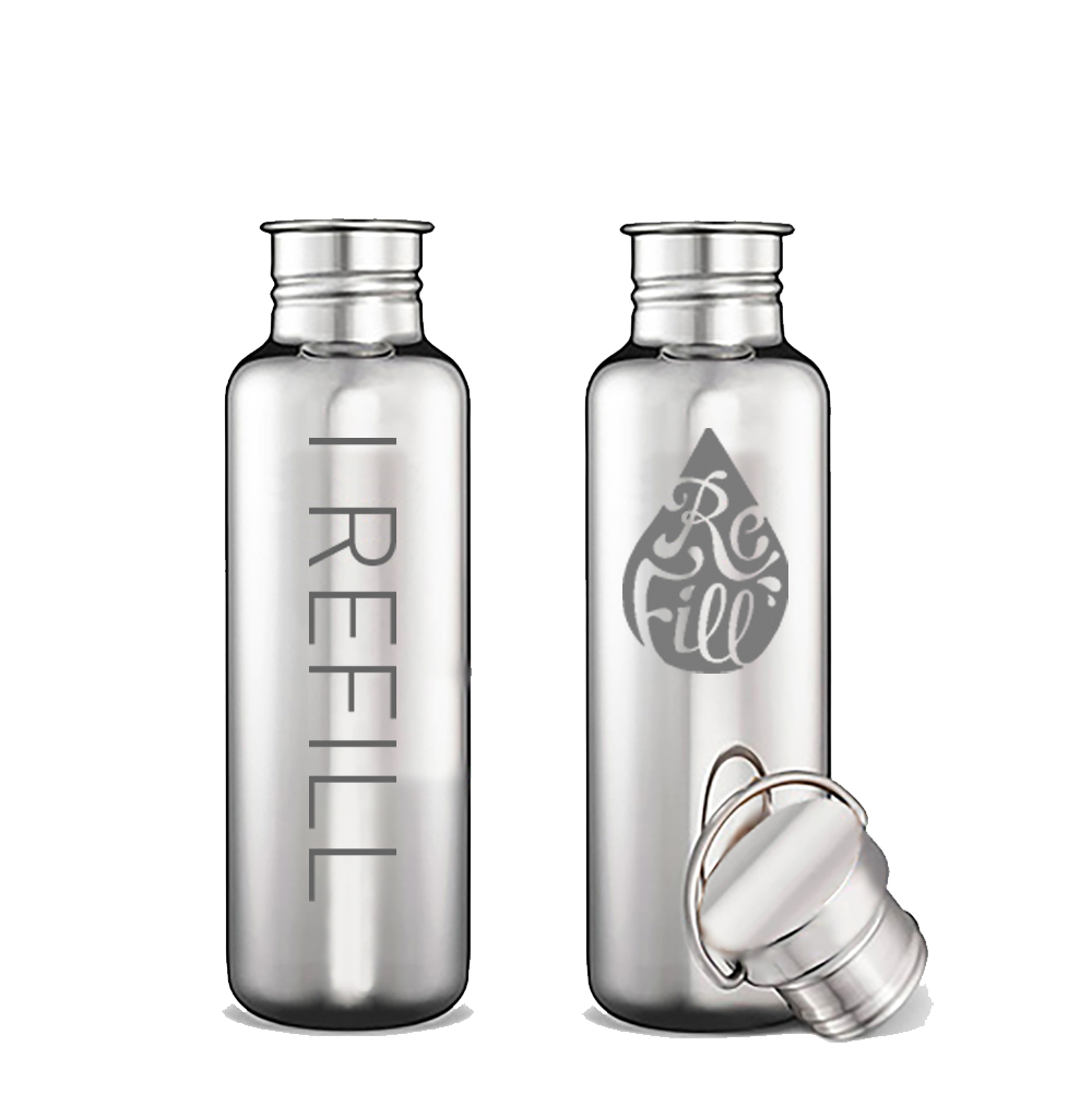 Refill bottle