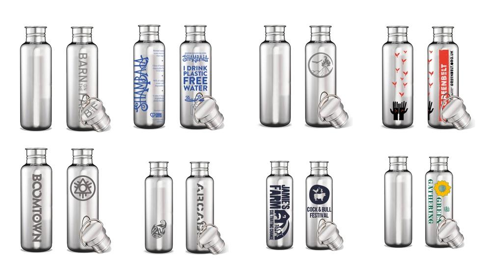 Festival RAW Bottles round up